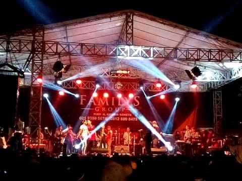Dangdut Familys group di Jl.Kecapi Jagakarsa(1)