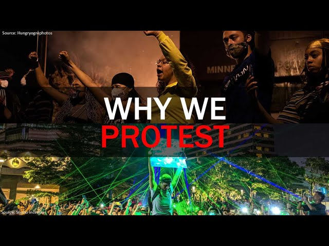 Why We Protest | Taiwan Insider | June 4, 2020 | RTI