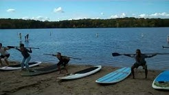 SUP - TWIN CITIES PADDLEBOARD-BEACH BOARD WORKOUT