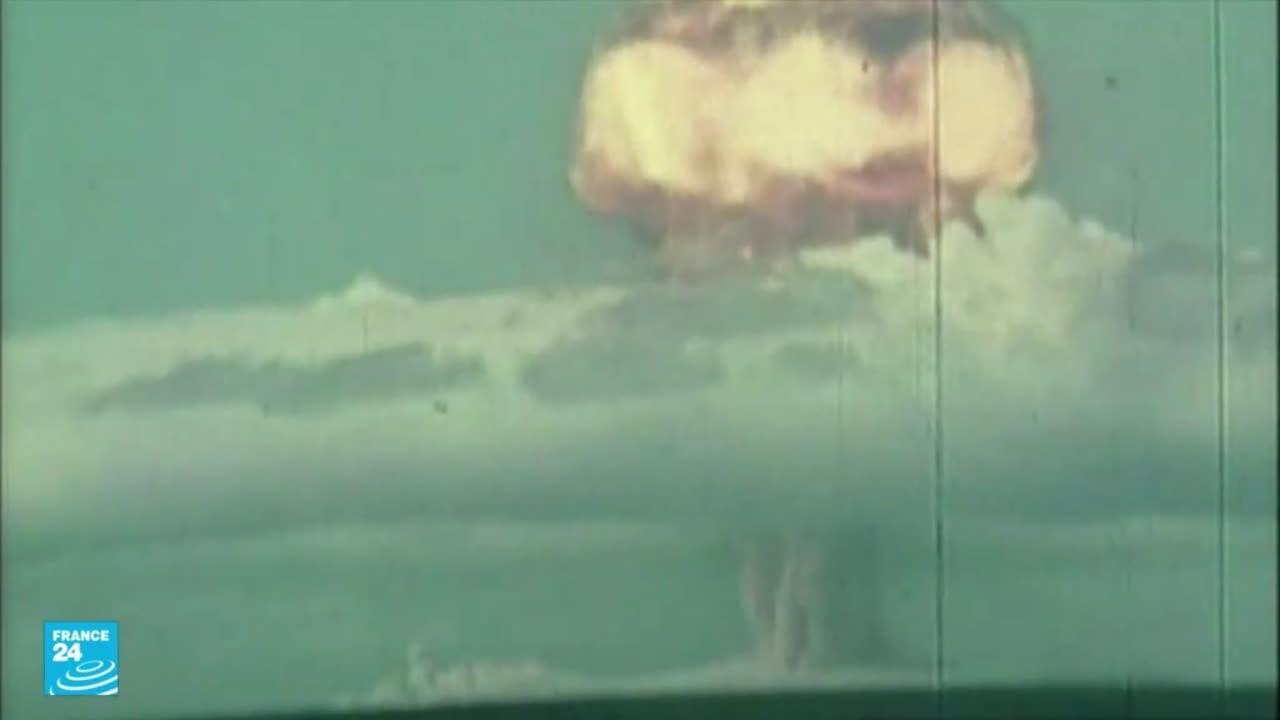 تجارب نووية فرنسية في الجزائر وبولينزيا.. كم عددها وماذا فعلت باريس لتعويض المتضررين منها؟  - نشر قبل 2 ساعة