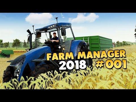 FARM MANAGER 2018 🐄 Säen und Ernten ► #3 BETA Preview deutsch german from YouTube · Duration:  16 minutes 26 seconds