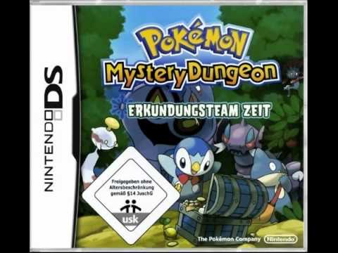 pokemon mystery dungeon erkundungsteam zeit rom
