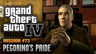 GTA 4 - Mission #73 - Pegorino