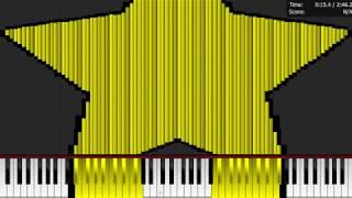 Dark MIDI - SHOOTING STAR SAMSUNG GALAXY S10 RINGTONE