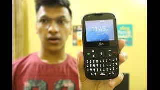 Jio Phone 2 Unboxing & Hands On - Budget Smartphone Killer ?