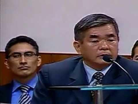 Indulto a Fujimori - General Miyashiro rechaza que existiera Baja Intensidad