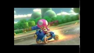 Mario Kart 8 Direct Live Reactions!