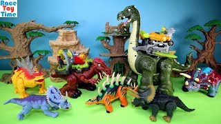 Dino Adventure Imaginext Playsets Fun Dinosaur Toys For Kids