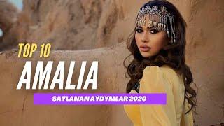 AMALIA Top 10 Saylanan Aydymlary  2021
