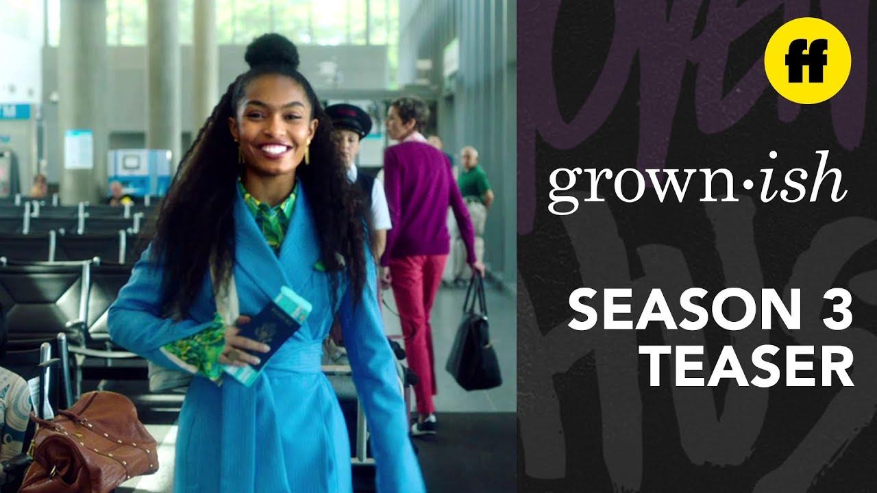 Download grown-ish   Season 3 First Look   Returns Winter 2020