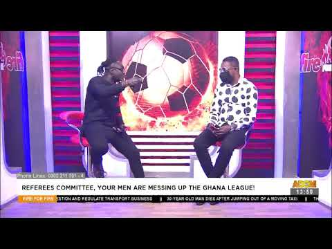 Commentary Position-  Fire 4 Fire on Adom TV  (19-5-21)