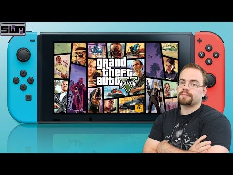 News Wave! - Let The Grand Theft Auto V Nintendo Switch Rumors Begin!