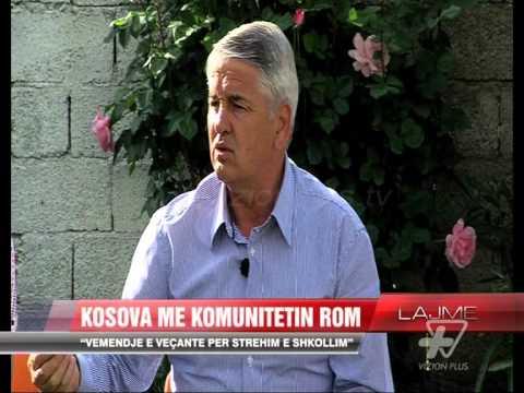 Halim Kosova me komunitetin rom - News, Lajme - Vizion Plus