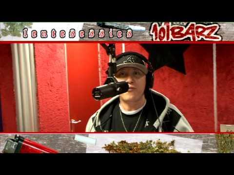 101Barz - Lentesessie 16 - Kimo