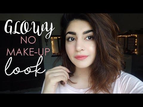 GRWM: No Make-up Everyday Glow Look | Using Pakistani Makeup | Glossips