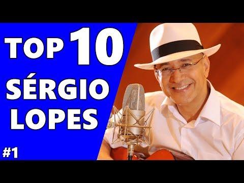 TOP 10 SÉRGIO LOPES (CANAL VIDA COM DEUS)