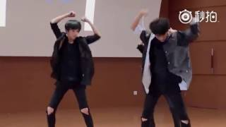 [REUP] Thực Tập Sinh [TF Gia Tộc] Dance Cover No More Dream - BTS