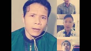 Cover images Karaoke Soni Soni Akhiyon Wali On Smule | Madhur and Indonesians