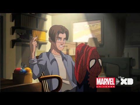 Ultimate Spider-Man Cartoon - Premieres April 1 on Disney XD!