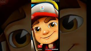 Why Subway surf  hang||problem sovled||by Technical Aryan