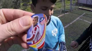 Πεναλντάκια- Με μεταλλικές τάπες-penalty challenge | MAUI GR