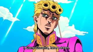 Voice Sound: Kono Giorno Giovanna niwa yume ga aru