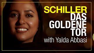 """SCHILLER: """"Das Goldene Tor"""" // mit Yalda Abbasi // Official Video"""