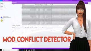 the Sims 4Mod Conflict Detector and You: Find Broken Files Fast!