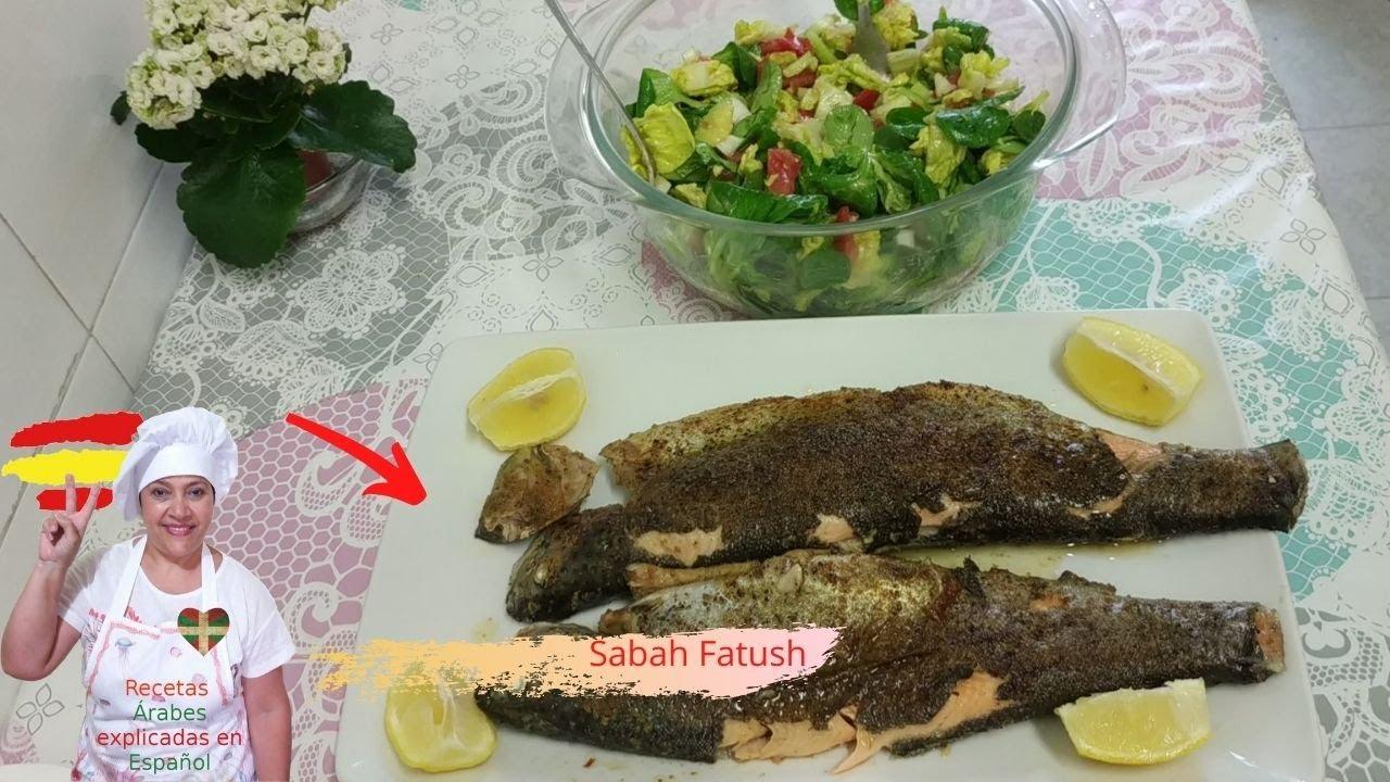 La receta de pescado en sartén que NUNCA TE HUBIERAS imaginado 🐠🐠