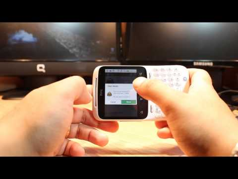 Installing Games in HTC Chacha