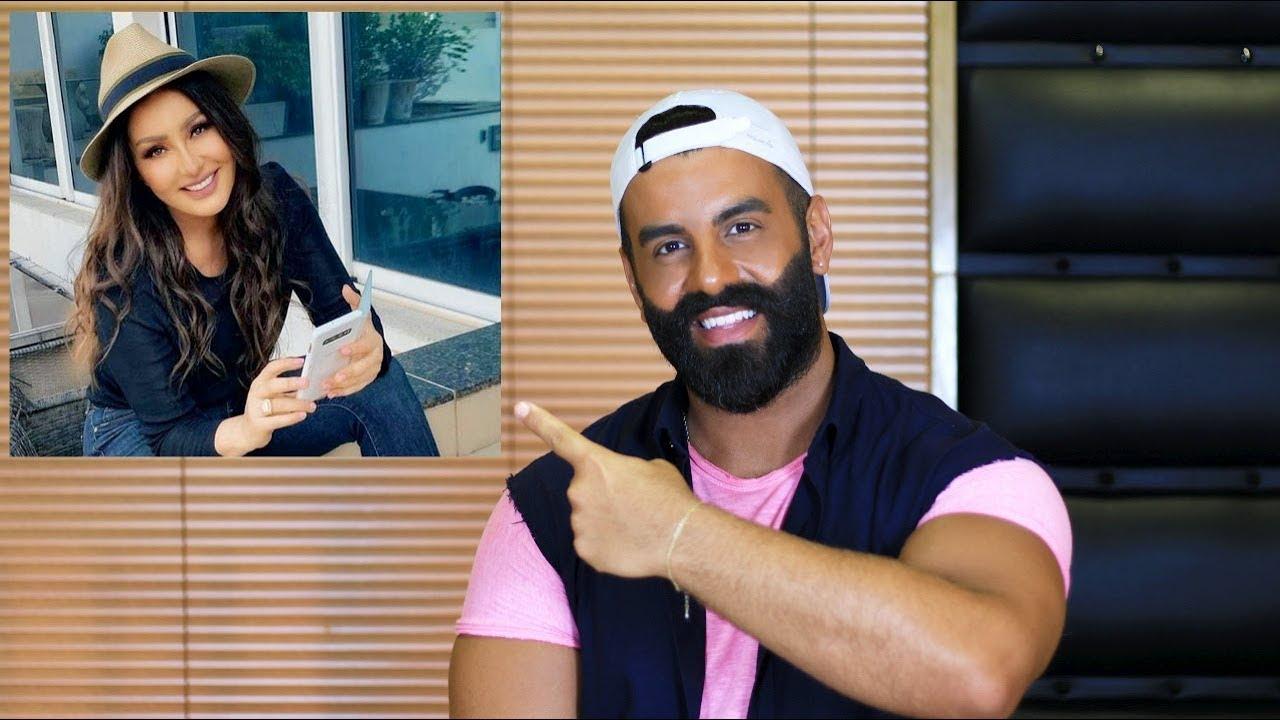 احمد عز في اشكال كبير مع زينة ولطيفة معقول 5 مرات ؟