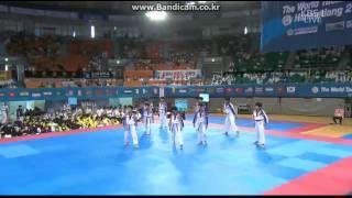 Little k-tigers (리틀k타이거즈) Kang gunwoo Taekwondo dance to Kpop
