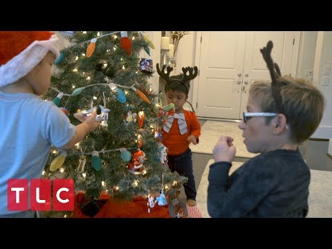 Zoey and Will's Holiday Firsts  | Big Holidays With The Little Couple