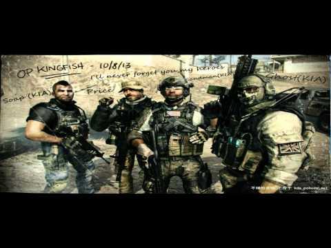 "Call of Duty Modern Warfare 3 OST - ""Dust to Dust"""