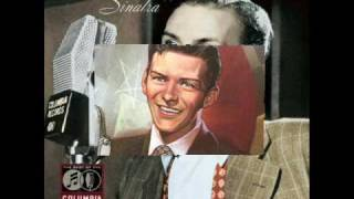 Frank Sinatra I Could Write A Book.wmv