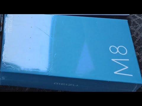 Обзор Отзыв Meizu M8