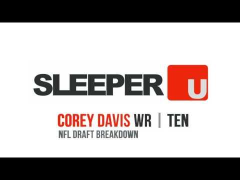 NFL Draft Prospect - Corey Davis - Fantasy Football Analysis Post Draft