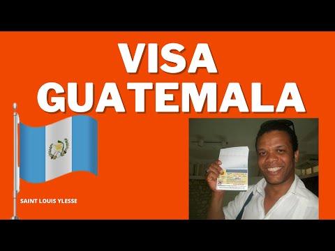 koman  pou jwenn viza Guatemala a nan brezil? viza Guatemala / visa Guatemala / avoir Visa Guatemala