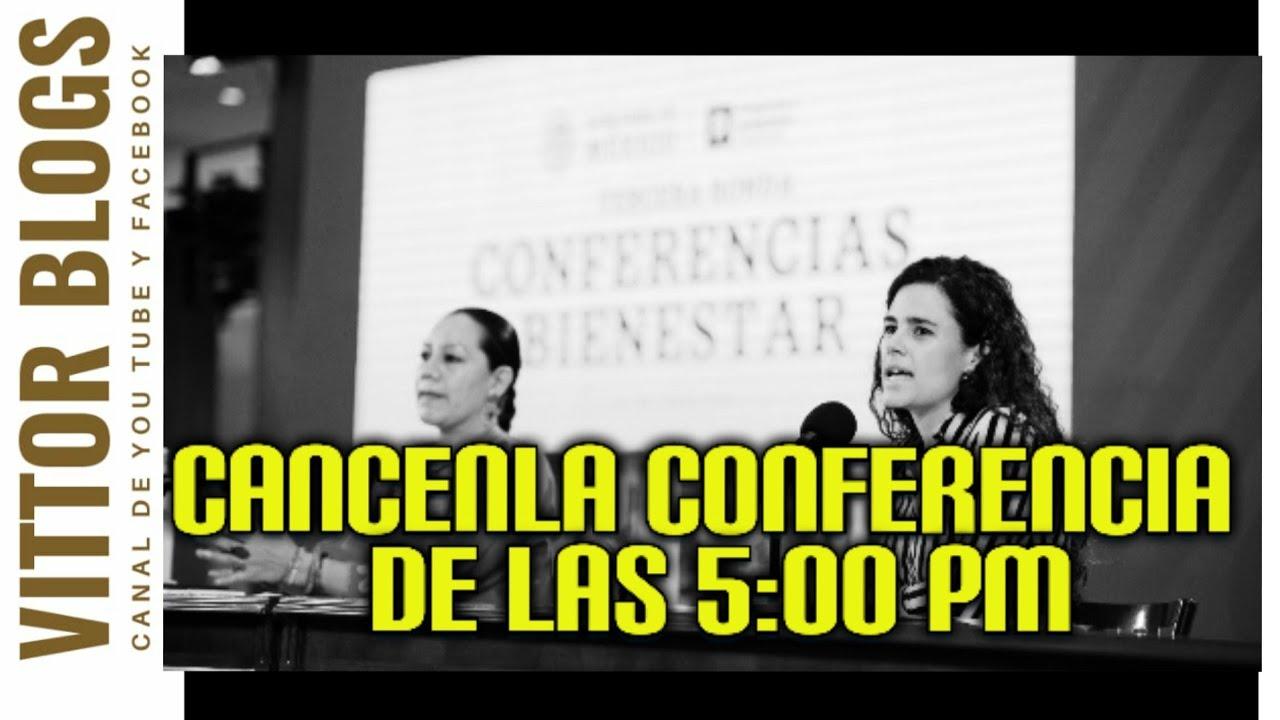 🔴CANCELAN CONFERENCIA DEL BIENESTAR POR ESTO..!🔴