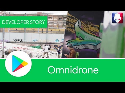 Android Developer Story: Omnidrone develops a better game with Early Access on Google Play