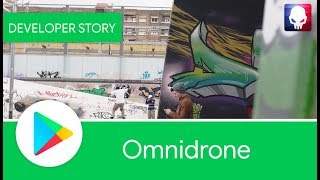 Android Developer Story: Omnidrone develops a better game with Early Access on Google Play thumbnail