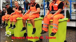 Groove Onkels ft. Tante auf der City Kirmes Herford Herbst 2015