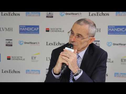 Jean-Louis GARCIA, Président de la Fédération des APAJH