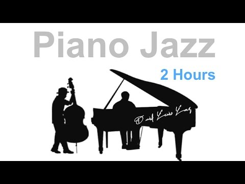 Piano Jazz & Jazz Piano: Parisian Summer (2 Hours of Best Smooth Jazz Piano Music)