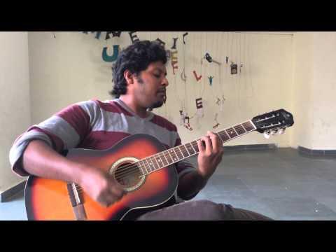 Chinni Chinni aasalu - Manam Guitar cover