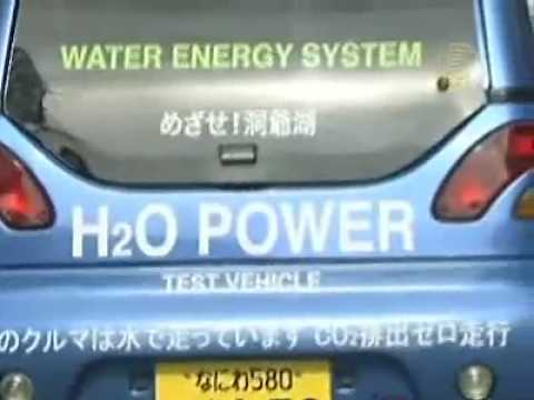 japanese to mass produce cars that run off water youtube. Black Bedroom Furniture Sets. Home Design Ideas