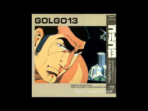 Golgo 13 The Professional Ost : 12 Turquoise Blue Dead Or