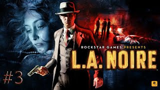 Шерлок Холмс выходит на дело в L.A. Noire #3