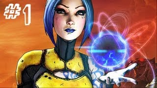 Borderlands 2 - Gameplay Walkthrough - Part 1 - Intro (Xbox 360/PS3/PC) [HD]