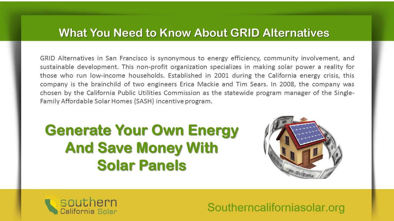Vivint solar reviews california - Grid Alternatives Customer Review Going Green With Solar Panel For Your Home Youtube
